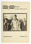 Missouri S&T Magazine, February 1988 by Miner Alumni Association