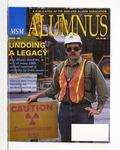 Missouri S&T Magazine, Spring 1995 by Miner Alumni Association
