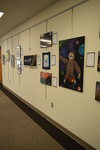 Art in the Library Exhibition Spring 2018, Gallery-2.5