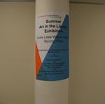 Exhibit poster by Lindi Oyler