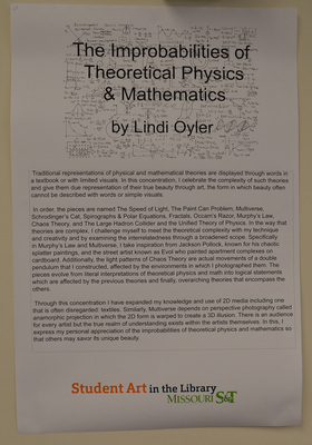 Improbabilities of Theoretical Physics & Mathematics