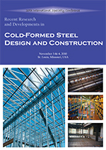 (2010) - 20th International Specialty Conference on Cold-Formed Steel Structures