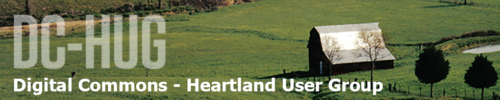 Digital Commons - Heartland User Group     +     IR Day