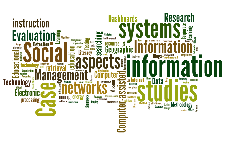 Masters dissertation in information technology