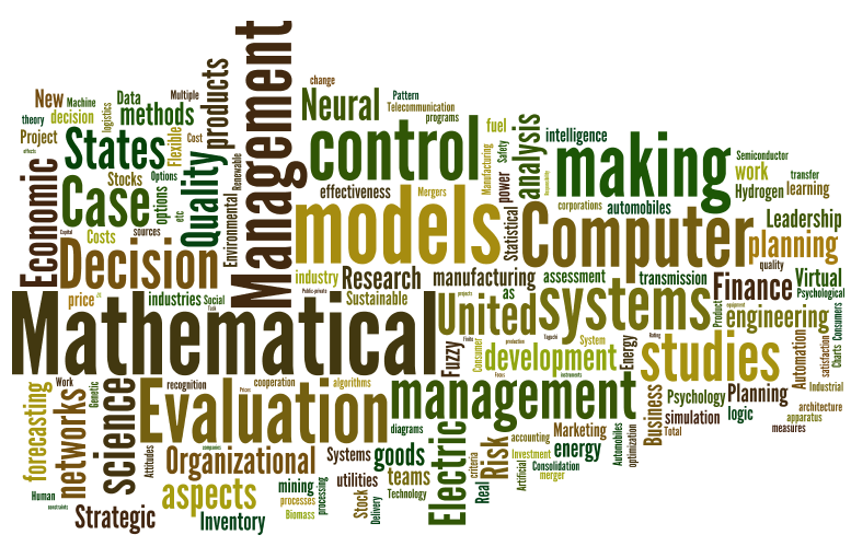 engineering management dissertation topics