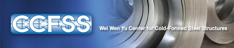 Wei-Wen Yu Center for Cold-Formed Steel Structures