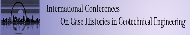 International Conference on Case Histories in Geotechnical Engineering