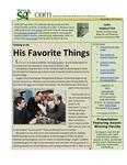 Spring 2012 e-CERTI Newsletter