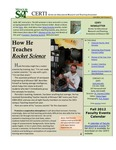 Fall 2012 e-CERTI Newsletter by Center for Educational Research and Teaching Innovation