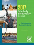 2017 Scholarly Productivity Report by Missouri University of Science and Technology