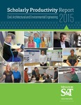 2015 Scholarly Productivity Report by Missouri University of Science and Technology