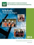 2014 Scholarly Productivity Report by Missouri University of Science and Technology