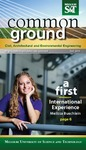 Common Ground Newsletter Fall 2014 by Missouri University of Science and Technology