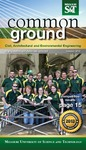 Common Ground Newsletter Summer 2013 by Missouri University of Science and Technology