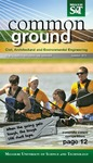 Common Ground Newsletter Summer 2012 by Missouri University of Science and Technology