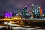 Kansas City Skyline by Zachary Adams