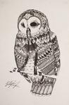 Master Owl by Kelly-Marie M. Christensen