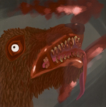 Halloween Werewolf by Evan Goodwin