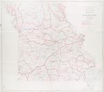 Drainage Map of Missouri