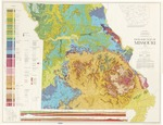 Geologic Map of Missouri by Kenneth H. Anderson, Jerry D. Vineyard, Gary P. Clark, and Mary H. McCracken