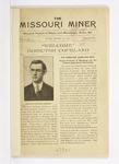 The Missouri Miner, January 29, 1915