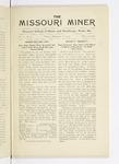 The Missouri Miner, February 12, 1915
