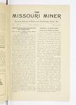 The Missouri Miner, February 19, 1915