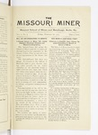 The Missouri Miner, February 26, 1915