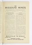 The Missouri Miner, March 12, 1915
