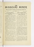 The Missouri Miner, March 26, 1915