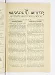 The Missouri Miner, April 23, 1915