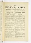 The Missouri Miner, May 21, 1915