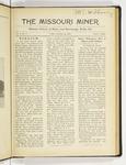 The Missouri Miner, October 22, 1915