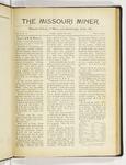 The Missouri Miner, October 29, 1915