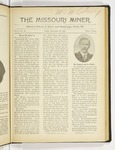 The Missouri Miner, November 12, 1915