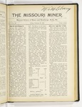 The Missouri Miner, February 25, 1916
