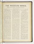 The Missouri Miner, March 24, 1916