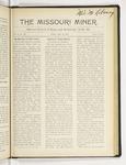The Missouri Miner, April 14, 1916