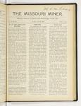 The Missouri Miner, April 28, 1916