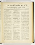 The Missouri Miner, October 20, 1916