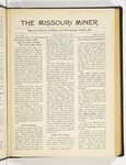 The Missouri Miner, October 27, 1916