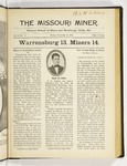 The Missouri Miner, November 10, 1916