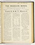 The Missouri Miner, November 24, 1916