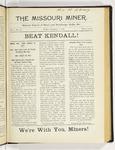 The Missouri Miner, December 01, 1916