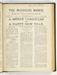 The Missouri Miner, December 22, 1916