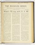 The Missouri Miner, January 12, 1917