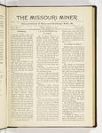The Missouri Miner, October 12, 1917