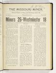 The Missouri Miner, October 19, 1917