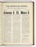 The Missouri Miner, October 26, 1917