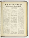 The Missouri Miner, November 16, 1917